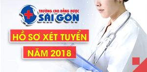 Hồ sơ xét tuyển Trường Cao dẳng Dược Sài Gòn