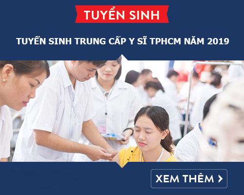 Tuyển Sinh Trung Cấp Y Sĩ Đa Khoa Sài Gòn Năm 2019